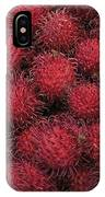 Rambutan IPhone Case