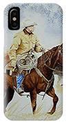 Ranch Rider IPhone Case