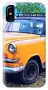 Rancho Rover IPhone Case