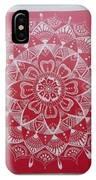 Rangoli Mandala IPhone Case