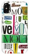 Ransom Art - Love IPhone Case