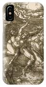 Rape Of Prosperpina IPhone Case