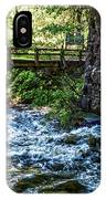 Rapids IPhone Case by William Norton