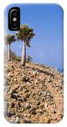 Rare Palm Tress Curacao IPhone Case