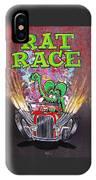 Rat Race IPhone Case