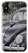 Rat Rod Beetle IPhone Case