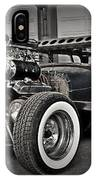 Rat Rod Scene 3 IPhone Case