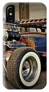 Rat Rod Scene IPhone Case