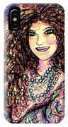 Ravishing Beauty IPhone Case
