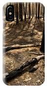 Raw Yosemite IPhone Case
