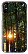 Rays Of Dawn IPhone Case