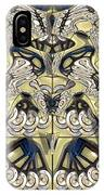 Rca Lyra Pattern IPhone Case