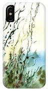 Reaching The Sky IPhone Case