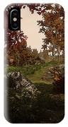 Realm Of Nature IPhone Case