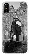 Rear Entrance Fuerty Church Roscommon Ireland IPhone Case