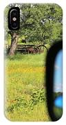 Rear View IPhone Case