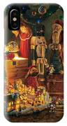 Reason For The Season IPhone Case by Greg Olsen