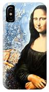 Reconstruction Of High Renaissance  IPhone Case