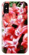 Red Abundance IPhone Case