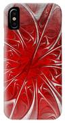 Red And Black  -f D- IPhone Case