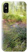 Red Azolla IPhone Case