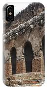 Red Basilica Scene 3 IPhone Case