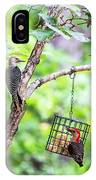 Red-bellied Woodpecker 2016 14 IPhone Case
