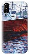 Red Boats IPhone Case