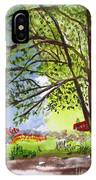 Red Brtdge IPhone Case