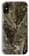 Red Bud Row IPhone Case