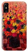 Red Bunch IPhone Case