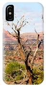 Red Buttes IPhone Case