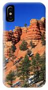 Red Canyon Hoodoos IPhone Case
