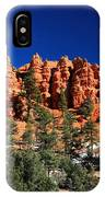 Red Canyon State Park IPhone Case