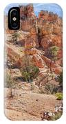 Red Canyon Trail IPhone Case