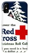 Red Cross Poster, C1915 IPhone Case