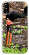 Red-crowned Crane IPhone Case
