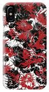 Red Devil U - V1cbs36 IPhone Case