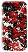 Red Devil U - V1vhkf100 IPhone Case
