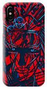 Red Exotica IPhone Case