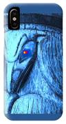Red Eyed Raven IPhone Case