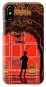 Red Gaurd IPhone Case