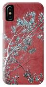 Red Glory IPhone Case