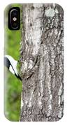 Red Head Bird IPhone Case