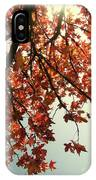 Red Life IPhone Case