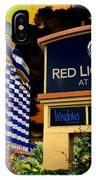 Red Lion Hotel In Spokane IPhone Case
