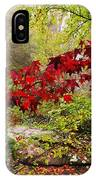 Red Maples IPhone Case