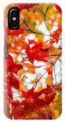 Red On A Tree IPhone Case