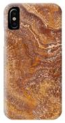 Red Onyx IPhone Case
