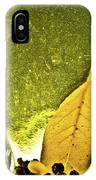 Red Pepper Bay Leaf And Thyme IPhone Case